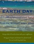 Earth Day, April 12