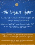 Longest Night, Dec 11