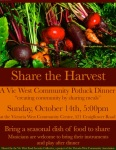 Share the Harvest 2012