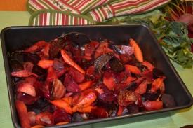 Roast Winter Veggies