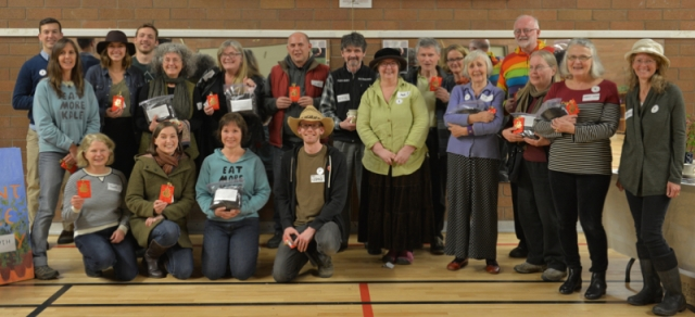 Vic West Food Security Collective Volunteers